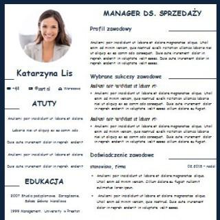 CV na zamówienie